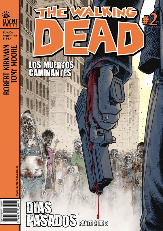 Reprints Walking Dead # 3-4