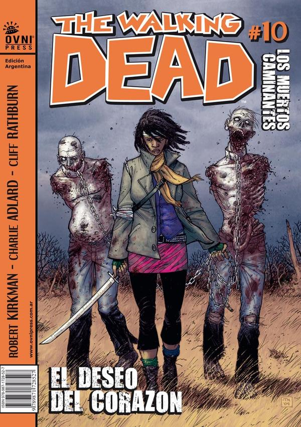 Reprints Walking Dead # 19-20