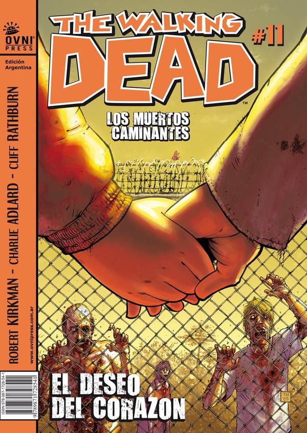 Reprints Walking Dead # 21-22