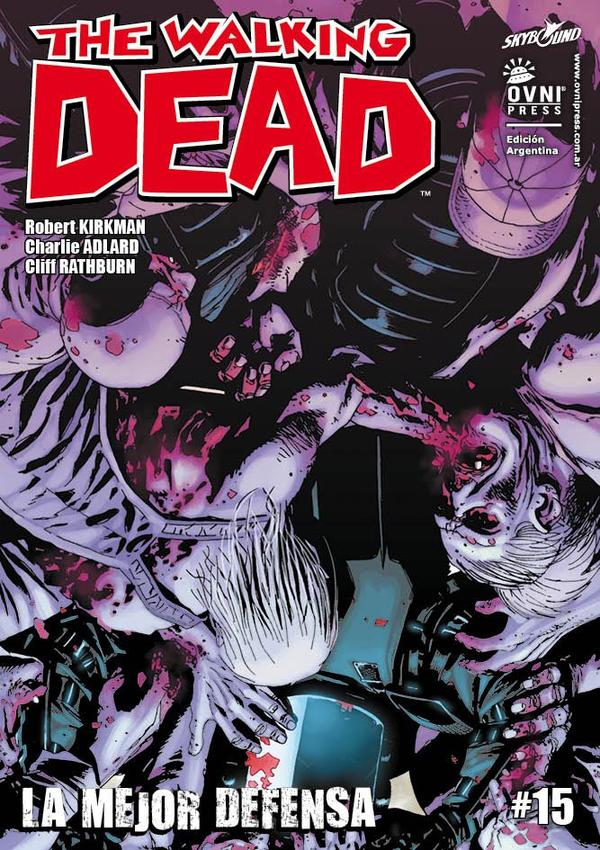 Reprints Walking Dead # 29-30