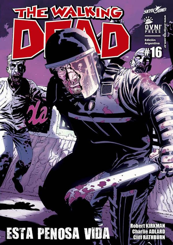 Reprints Walking Dead # 31-32