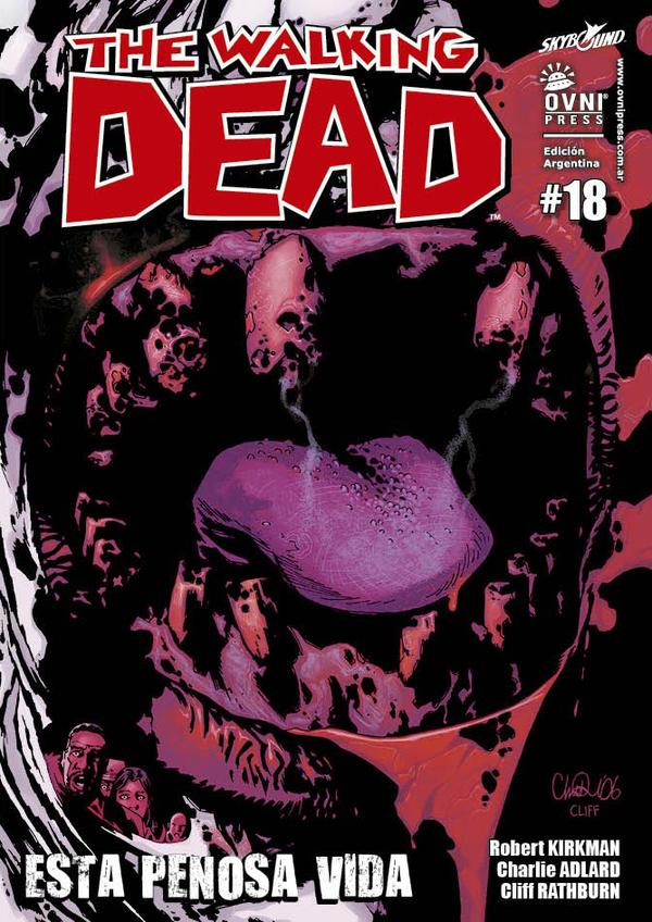 Reprints Walking Dead # 35-36