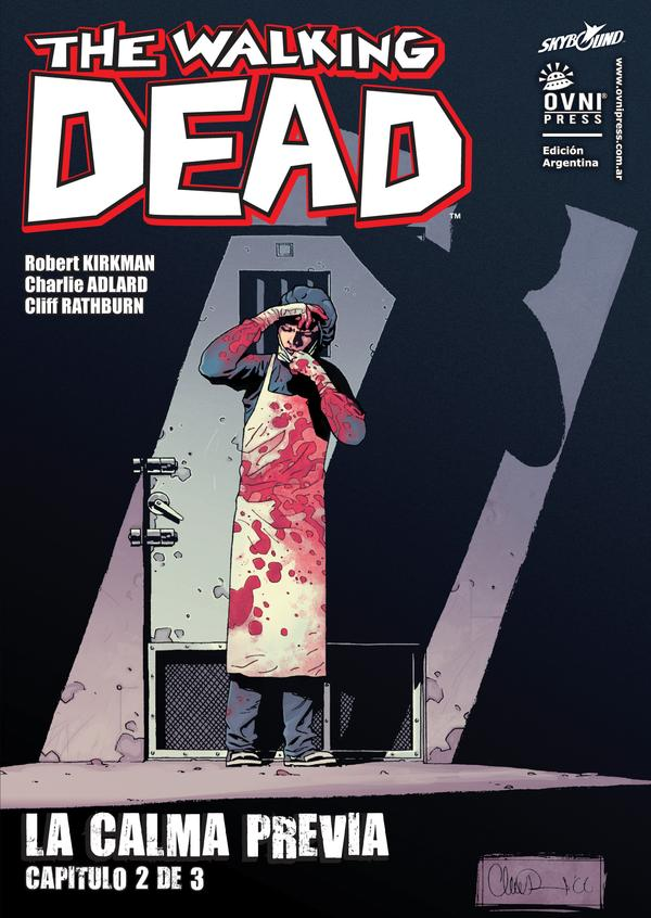 Reprints Walking Dead # 39-40