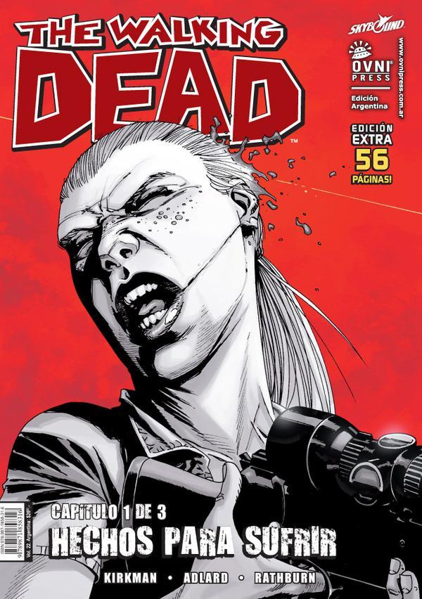 Reprints Walking Dead # 43-44