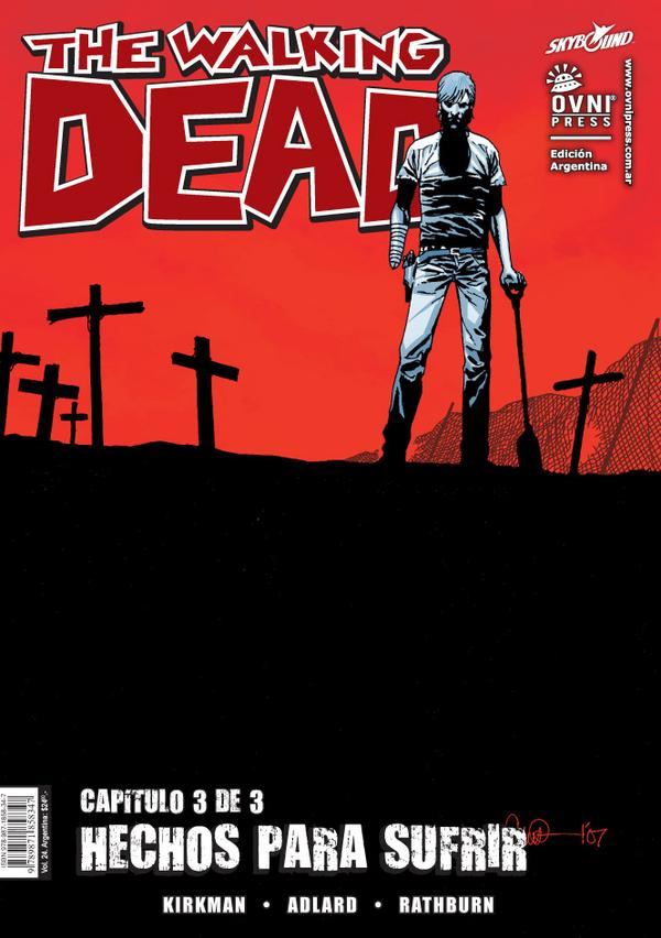 Reprints Walking Dead # 47-48