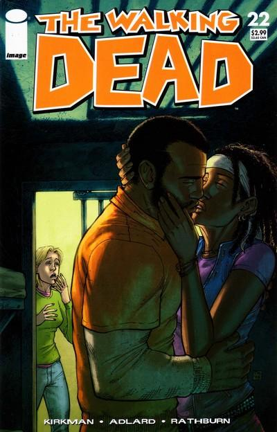 The Walking Dead # 22