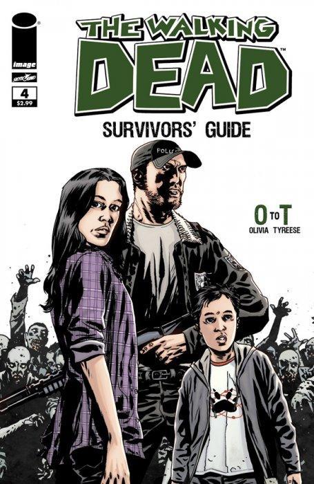 The Walking Dead Survivors guide # 2