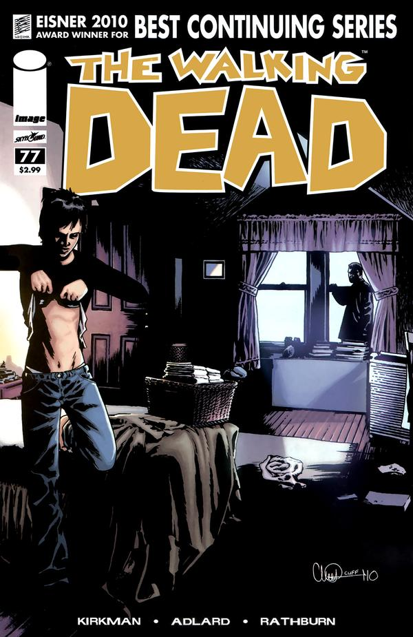 The Walking Dead # 77