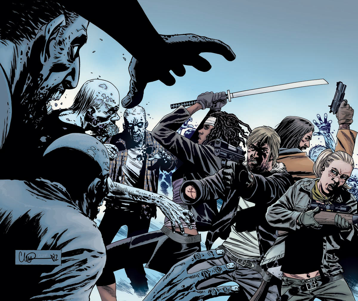 The Walking Dead # 106