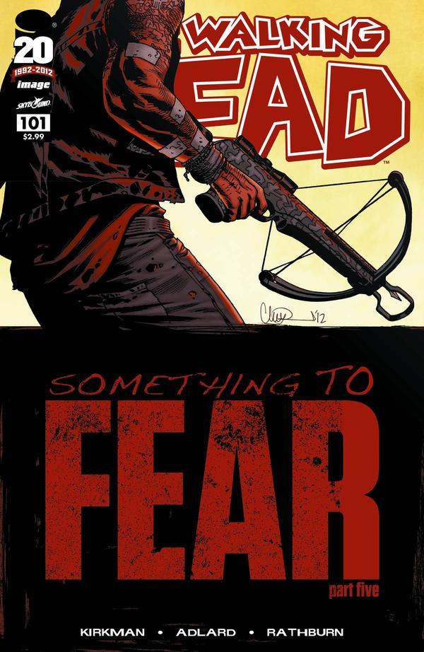 The Walking Dead # 101