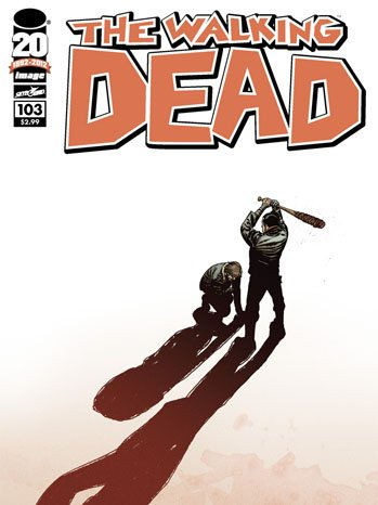 The Walking Dead # 103